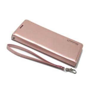 Futrola BI FOLD HANMAN za Huawei P10 Plus svetlo roze