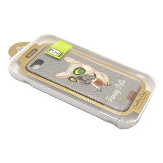 Futrola REMAX Funny pets za Iphone 7/ Iphone 8 siva