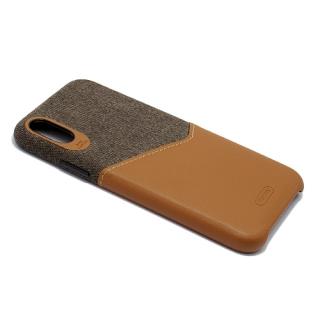Futrola REMAX Hiran za Iphone X braon
