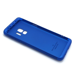 Futrola PVC 360 PROTECT za Samsung G960F Galaxy S9 plava