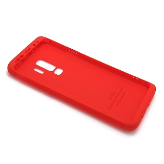 Futrola PVC 360 PROTECT za Samsung G965F Galaxy S9 Plus crvena