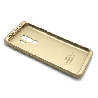 Futrola PVC 360 PROTECT za Samsung G965F Galaxy S9 Plus zlatna