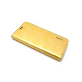 Futrola BI FOLD MERCURY Flip za Samsung G965F Galaxy S9 Plus zlatna