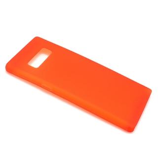 Futrola silikon 360 PROTECT za Samsung N950F Galaxy Note 8 crvena