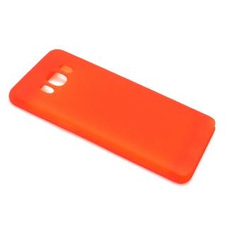 Futrola silikon 360 PROTECT za Samsung J510 Galaxy J5 2016 crvena