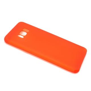Futrola silikon 360 PROTECT za Samsung G955F Galaxy S8 Plus crvena