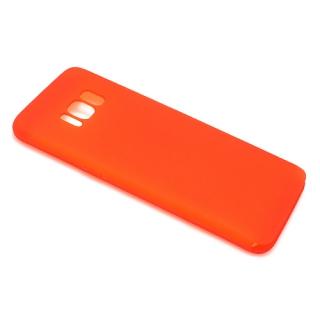 Futrola silikon 360 PROTECT za Samsung G950F Galaxy S8 crvena
