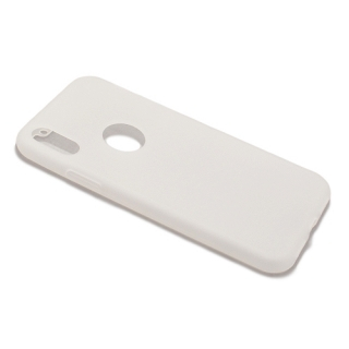 Futrola silikon 360 PROTECT za Iphone X bela