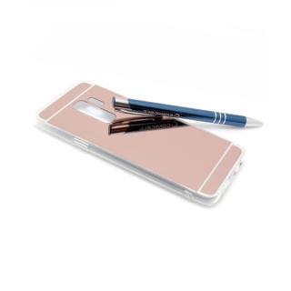 Futrola MIRROR za Samsung G965F Galaxy S9 Plus roze