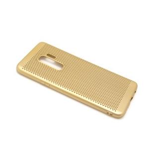 Futrola silikon BREATH za Samsung G965F Galaxy S9 Plus zlatna