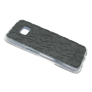 Futrola PREMIUM TRIANGLE za Samsung G935 Galaxy S7 Edge crna