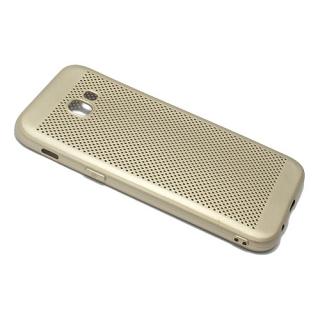 Futrola silikon BREATH za Samsung A520F Galaxy A5 2017 zlatna
