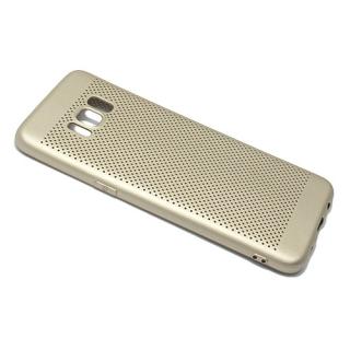 Futrola silikon BREATH za Samsung G950F Galaxy S8 zlatna