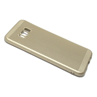 Futrola silikon BREATH za Samsung G955F Galaxy S8 Plus zlatna