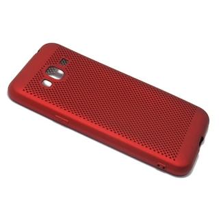 Futrola silikon BREATH za Samsung J320F Galaxy J3 2016 crvena