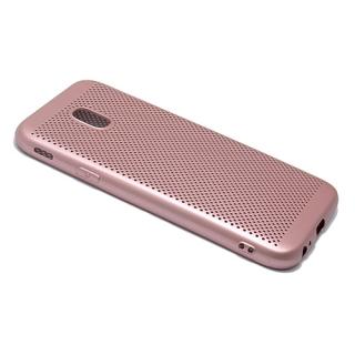 Futrola silikon BREATH za Samsung J330F Galaxy J3 2017 (EU) roze