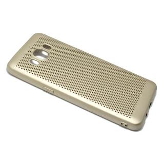 Futrola silikon BREATH za Samsung J510 Galaxy J5 2016 zlatna