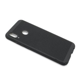 Futrola PVC BREATH za Huawei P20 Lite crna