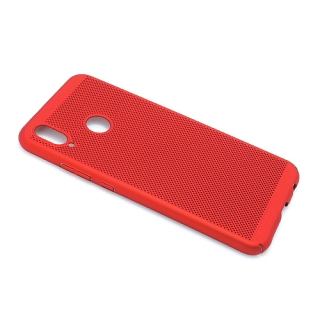 Futrola PVC BREATH za Huawei P20 Lite crvena