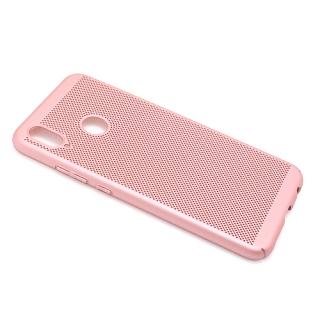 Futrola PVC BREATH za Huawei P20 Lite roze