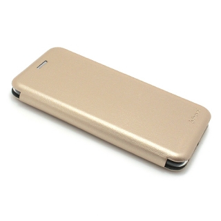 Futrola BI FOLD Ihave za Huawei P Smart zlatna