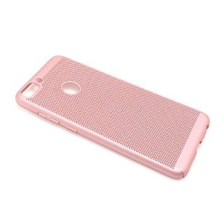 Futrola PVC BREATH za Huawei P Smart roze