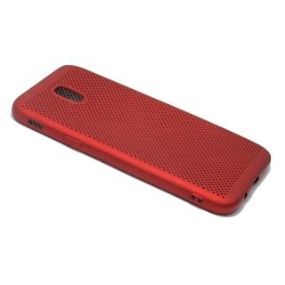 Futrola silikon BREATH za Samsung J530F Galaxy J5 2017 (EU) crvena