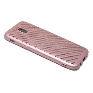 Futrola silikon BREATH za Samsung J530F Galaxy J5 2017 (EU) roze