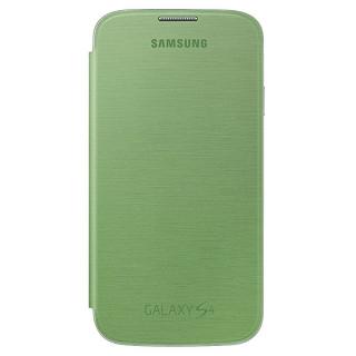 Samsung maska sa preklopom S4 zelena