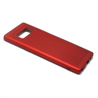 Futrola silikon BREATH za Samsung N950F Galaxy Note 8 crvena