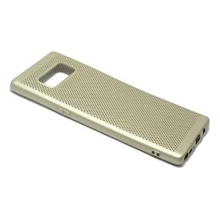 Futrola silikon BREATH za Samsung N950F Galaxy Note 8 zlatna