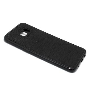 Futrola silikon FANCY za Samsung G935 Galaxy S7 Edge crna
