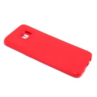 Futrola silikon FANCY za Samsung G935 Galaxy S7 Edge crvena