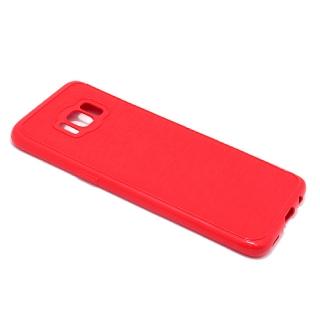 Futrola silikon FANCY za Samsung G950F Galaxy S8 crvena