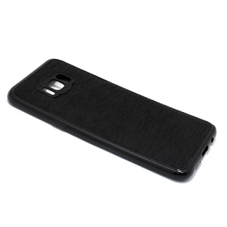 Futrola silikon FANCY za Samsung G955F Galaxy S8 Plus crna