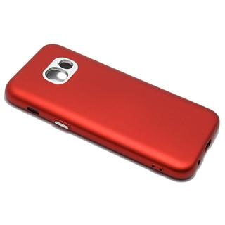 Futrola silikon METALIC FRAME za Samsung A320F Galaxy A3 2017 crvena