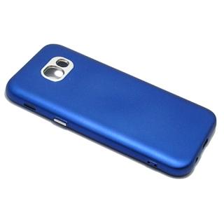 Futrola silikon METALIC FRAME za Samsung A520F Galaxy A5 2017 plava