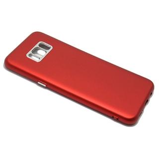 Futrola silikon METALIC FRAME za Samsung G955F Galaxy S8 Plus crvena