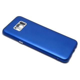 Futrola silikon METALIC FRAME za Samsung G955F Galaxy S8 Plus plava