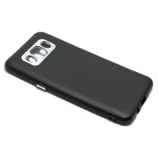 Futrola silikon METALIC FRAME za Samsung J510 Galaxy J5 2016 crna