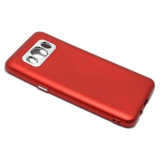Futrola silikon METALIC FRAME za Samsung J510 Galaxy J5 2016 crvena