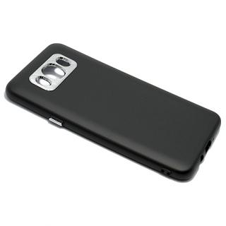 Futrola silikon METALIC FRAME za Samsung J710 Galaxy J7 2016 crna