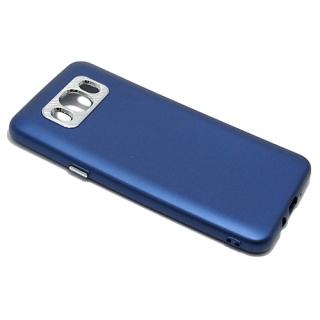 Futrola silikon METALIC FRAME za Samsung J710 Galaxy J7 2016 plava