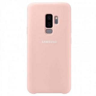 Samsung silikonska maska Galaxy S9 Plus pink