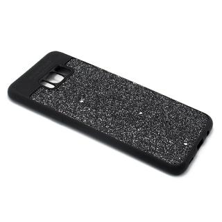 Futrola Sparkling za Samsung G955F Galaxy S8 Plus crna