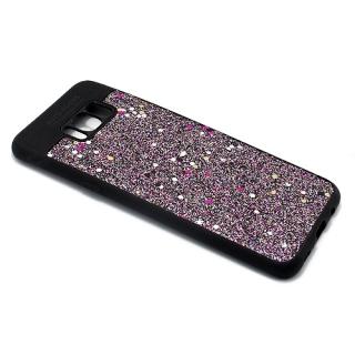 Futrola Sparkling za Samsung G955F Galaxy S8 Plus ljubicasta