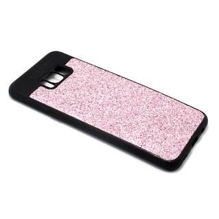Futrola Sparkling za Samsung G955F Galaxy S8 Plus roze