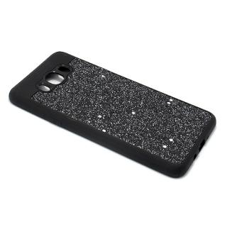 Futrola Sparkling za Samsung J710 Galaxy J7 2016 crna