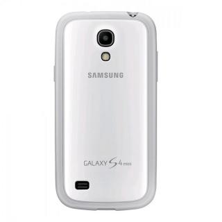 Samsung maska Plus S4 mini bela