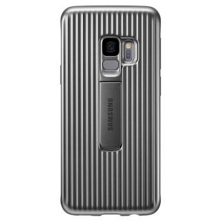 Samsung zaštitna stojeća futrola za Galaxy S9 srebrna